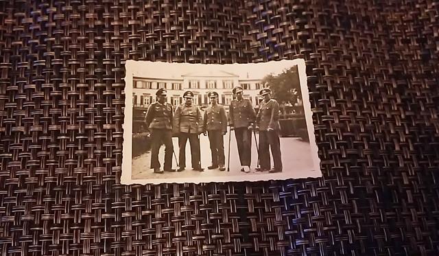ドイツ兵 WW2 アンティーク 写真